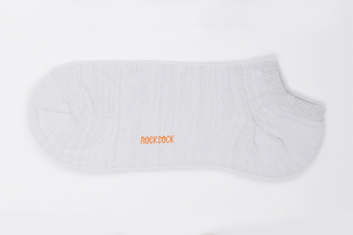 Rocksock silver sport socks