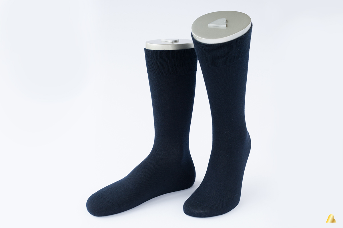 Rocksock marine navy blue socks