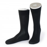 Rocksock classic merino wool socks monteviso black