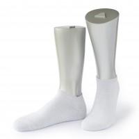 Rocksock silver athletic mens socks montecervino white