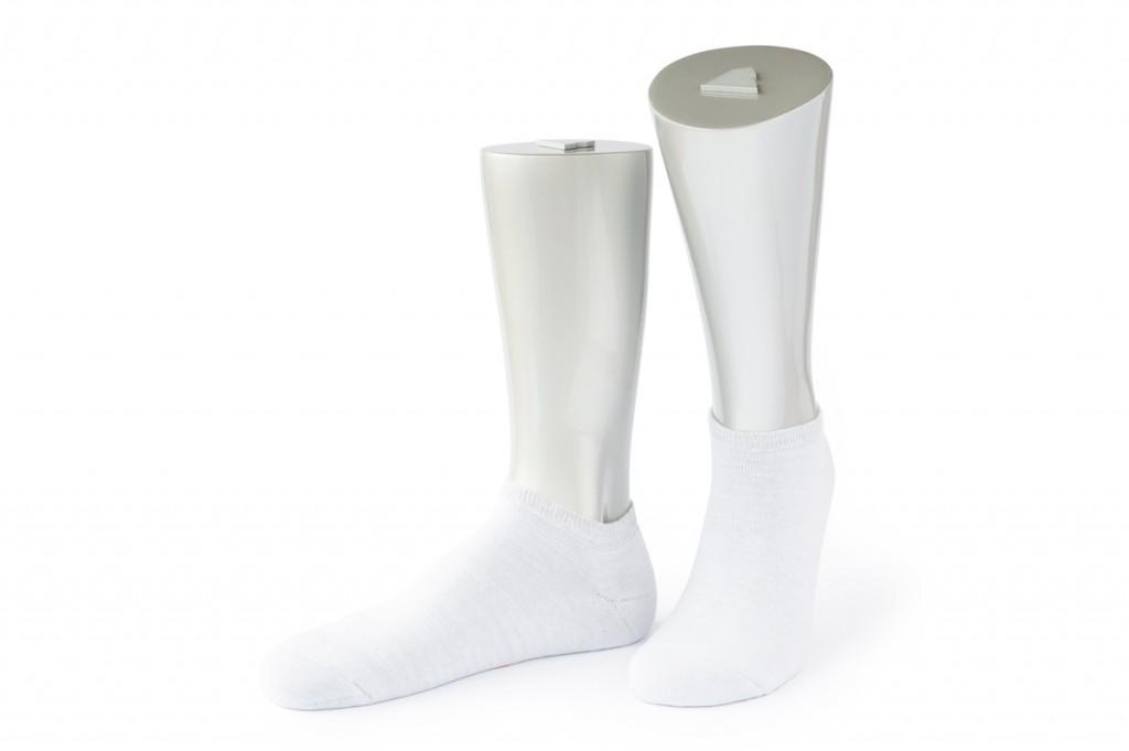 Rocksock silver athletic socks montecervino white