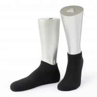Rocksock silver athletic mens socks montecervino black