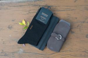 Rocksock mens classic silver socks