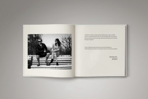 Rocksock Photobook Sincerely Yours