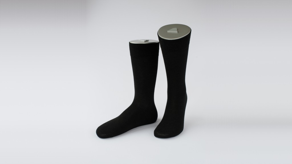 Rocksock Monterosa Silver Collection Socks