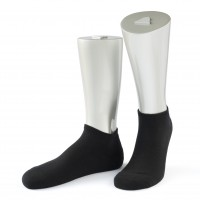 Rocksock athletic mens socks combed cotton black