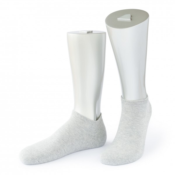Rocksock athletic combed cotton socks michelis grey melange