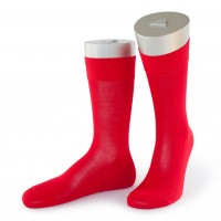 Rocksock casual red mens socks