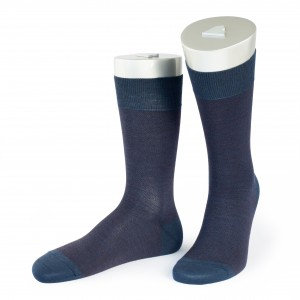 Rocksock casual socks merino wool pelvoux blue