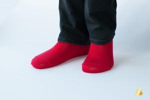 Rocksock casual socks marmolada red lookbook