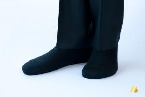 Rocksock classic merino wool rib socks