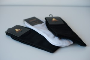 Rocksock socks combed cotton and silver