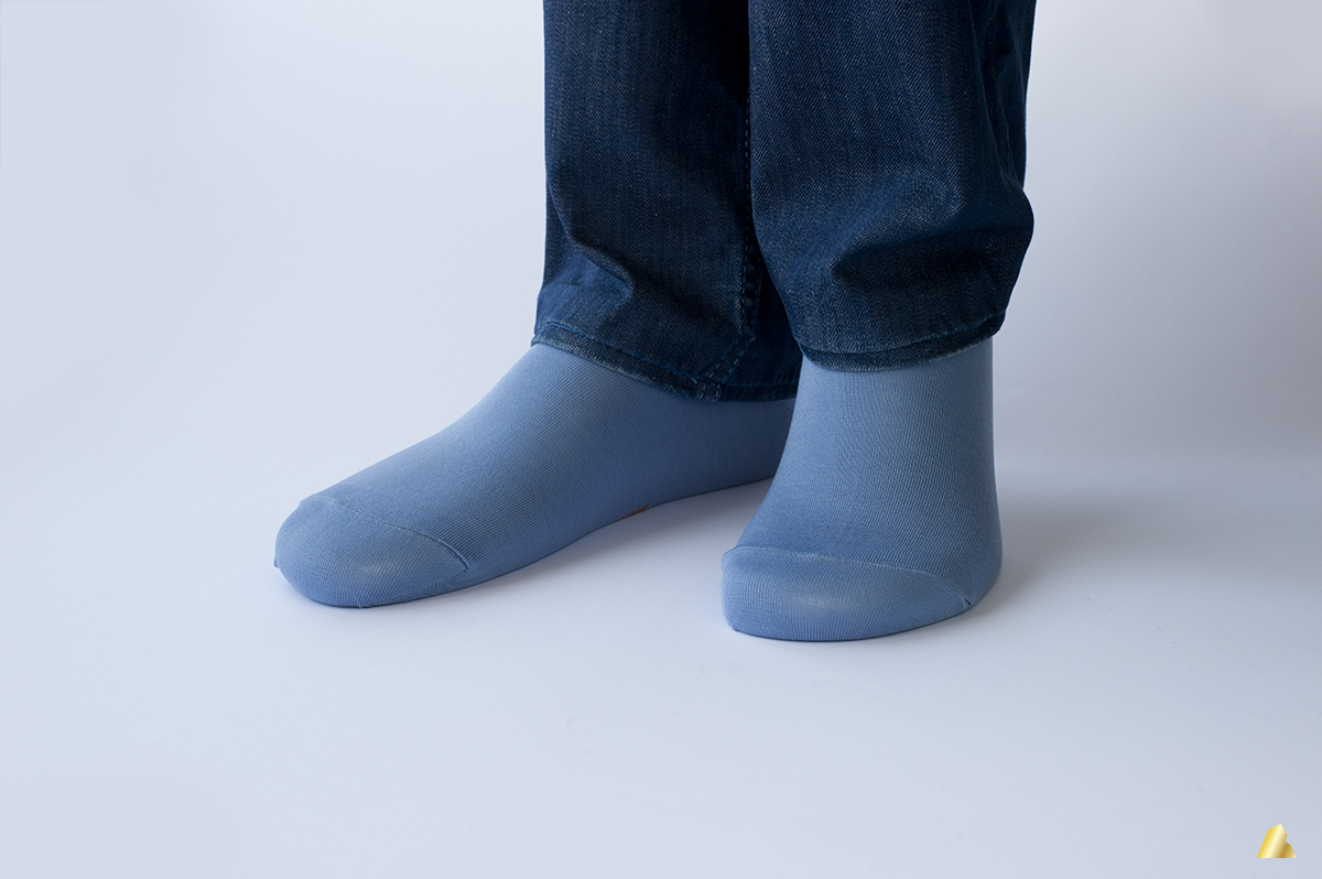 Rocksock casual blue socks