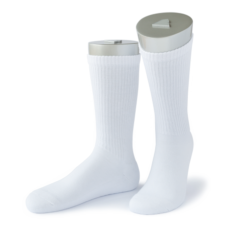 Rocksock athletic socks rocca white