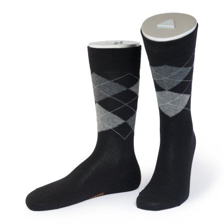 Rocksock classic rib cotton socks lebrevent