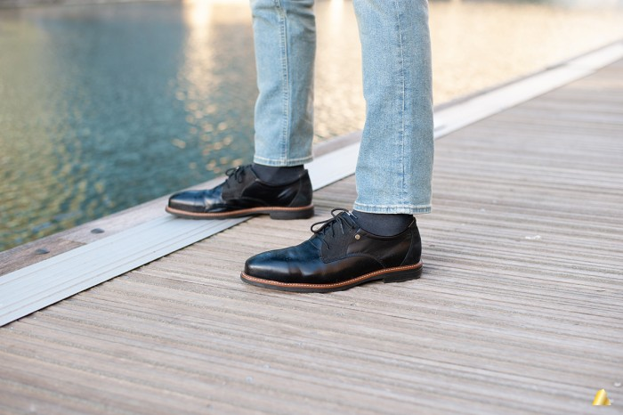 Rocksock casual socks nible anthracite