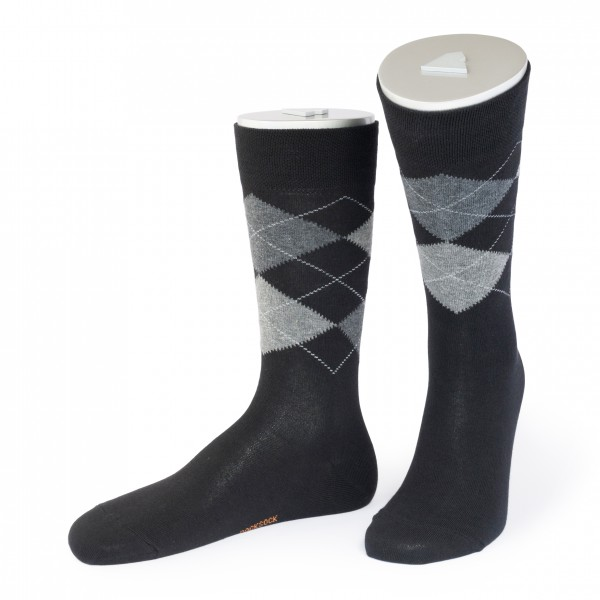 Rocksock classic cotton rib socks lebrevent